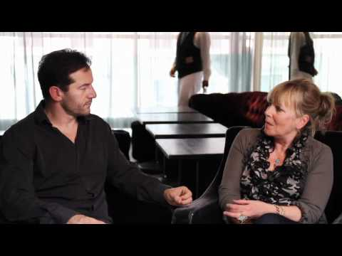Kate Atkinson and Jason Isaacs - Case Histories interview