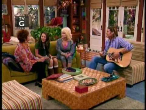 Hannah Montana - True Friend Acoustic video