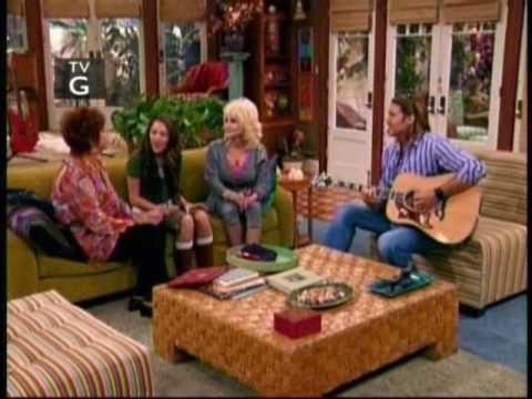 Hannah Montana - True Friend Acoustic video