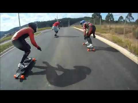 Polvilho Skate Downhill