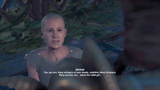 Assassin's Creed Odyssey Gameplay Walkthrough Part 195-Mysterious Beggar (PS4 PRO)