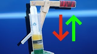 How to Make Hand Water Pump