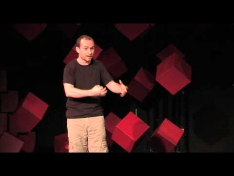 Staging violence for a modern audience: Jacob Guinn at TEDxLouisianaTechUniversity