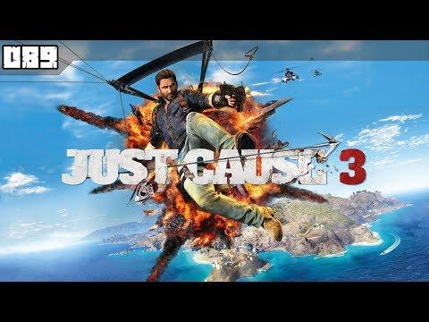 Ⓥ Just Cause 3 – Die Folge der unnötigen Tode #089 - [Deutsch] [HD]