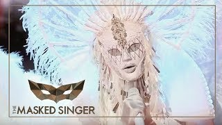 Sweet Dreams - Marilyn Manson | Engel Performance | The Masked Singer | ProSieben