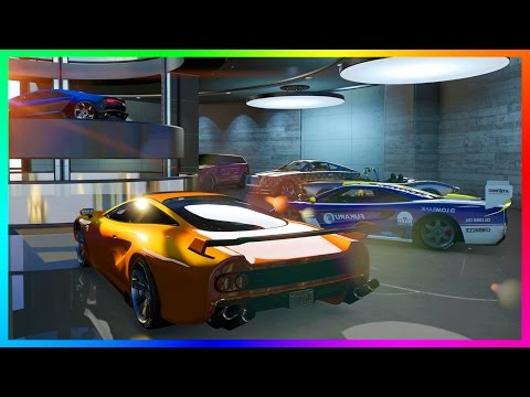 GTA ONLINE IMPORT/EXPORT DLC - NEW SUPER CARS, 60 VEHICLE GARAGES, CUSTOM AUTO SHOP & MORE! (GTA 5)