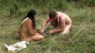On Naked And Afraid, Leave It To The Alpha Woman To Make The Fire