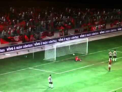 Golaço Flamengo X Cam  Fifa 11