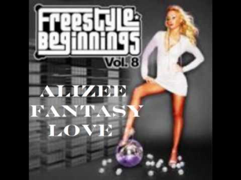 Alizee - fantasy love