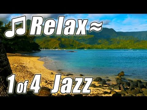 PIANO JAZZ #1 Smooth Relaxing Music Video HD Calm Soothing Slow Instrumental Relax Soft Songs 1080p