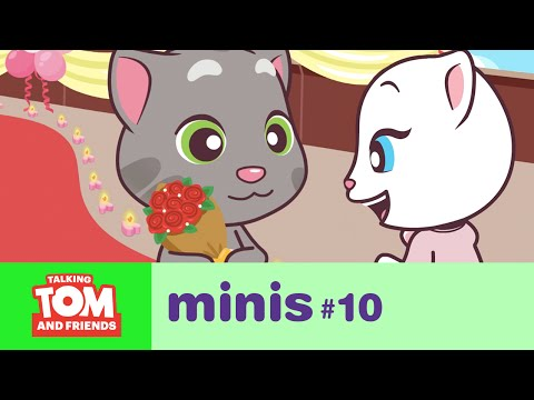 Talking Tom and Friends Minis -  A Big Thank You (Episode 10)
