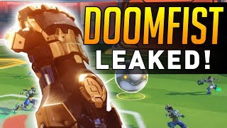 Overwatch - DOOMFIST is the Next Hero! (LEAKS & PROOF!)