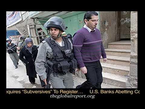 Israeli Forces Raid Refugee Camp