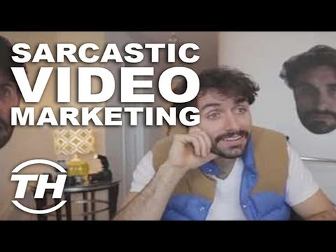 Sarcastic Video Marketing - Jamie Munro Unveils Humorous Marketing with Mainstream Mockumentaries