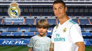 Picture with Cristiano Ronaldo CR7 - Real Madrid Stadium Tour #2