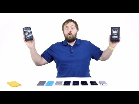Купил на Avito коллекцию iPhone за 50.000