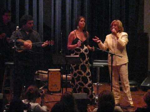 Venezuela con Maria Teresa Chacin, Juan Carlos Salazar y Maria T. Lopez