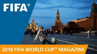 Russia 2018 Magazine: Red Square (Moscow)