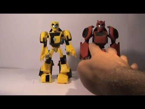 Transformers Legacy of Bumblebee (custom Cliffjumper)