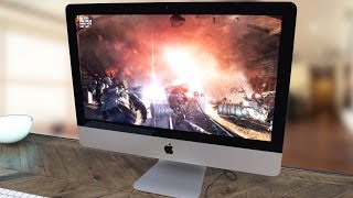 Can you Game on a 21.5-inch 4K iMac?  (2015)