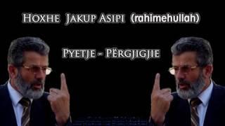 Mr Jakup Asipi (Pyetje-Pergjigje) - Qa eshte ISLAM , dhe Iman [Allahu e Meshiroft]