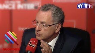Affaire Ferrand : Éviterait-il les journalistes ? - Quotidien du 31 mai 2017
