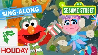 Sesame Street: Elmo's Christmas Song | Lyric Video