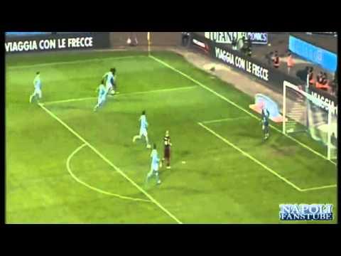 Napoli-Roma 1-0 Auriemma Ampia Sintesi - 09-03-2014