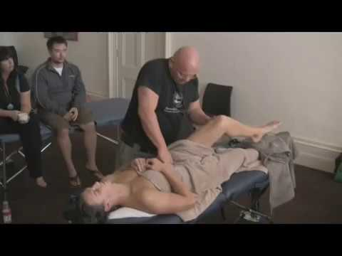 Deep Tissue Massage For Better Breathing By Brandon Raynor Working On Jason In Melbourne Part 5