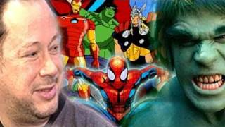 QUESADA: First Marvel Live-Action Show has to....
