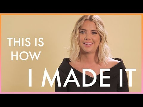 Ashley Benson | This Is How I Made It | Cosmopolitan