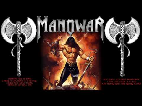 Manowar - God Or Man