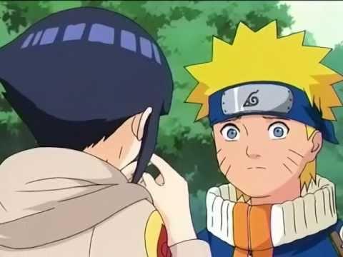 Naruto-Kiss the girl- Naruto X Hinata