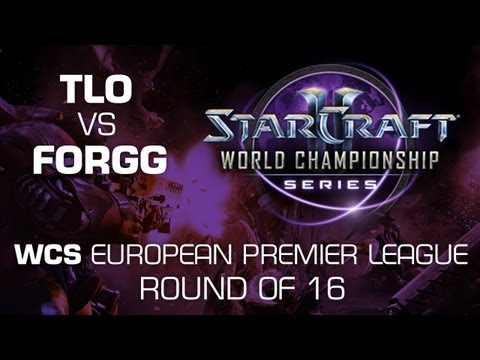 ForGG vs. TLO - Group A Ro16 - WCS European Premier League - StarCraft 2