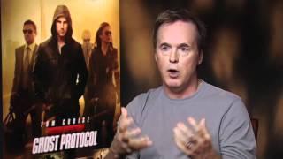 Brad Bird Interview --  Mission: Impossible - Ghost Protocol | Empire Magazine