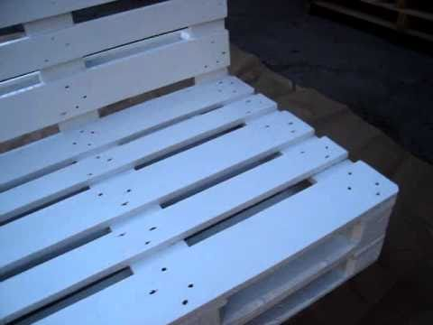 Sofa de palete