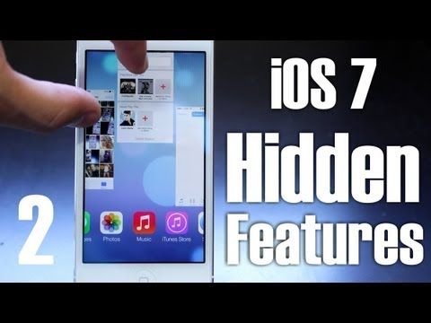 iOS 7 Hidden Features on iPhone Part 2