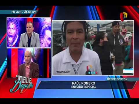 Perú Vs. Brasil: Una Verdadera Fiesta Se Vive En Las Afueras Del Gillette Stadium