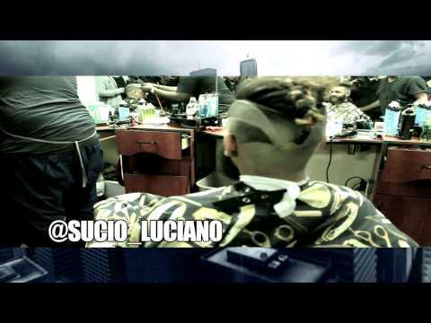 SUCIO LUCIANO #TEAMLUCIANO #YOURGIRLFRIENDSFAVORITEBARBER