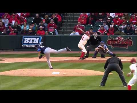 Creighton at Nebraska - Baseball Highlights