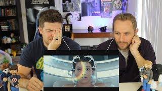 FLATLINERS Trailer Reaction (MAKE THE BAD MAN STOP!) Horror, Sci-fi REMAKE 2017