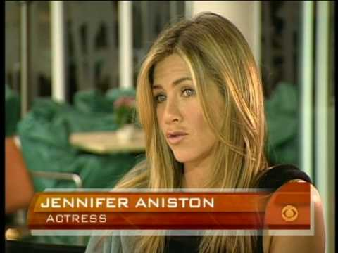 Jennifer Aniston On Dating Video