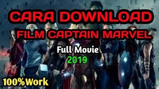 CARA DOWNLOAD FILM CAPTAIN MARVEL 2019 FULL MOVIE | SUBTITLE INDONESIA