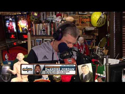 DeAndre Jordan on the Dan Patrick Show (Full Interview) 3/12/15