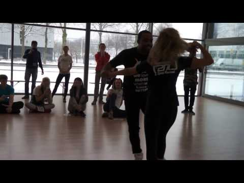 00106 AZNLZF2017 Fernanda and Carlos ACD partial ~ video by Zouk Soul