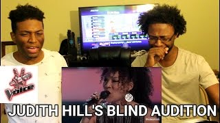 Download Lagu Judith Hill - The Voice Blind Audition (REACTION) Gratis STAFABAND