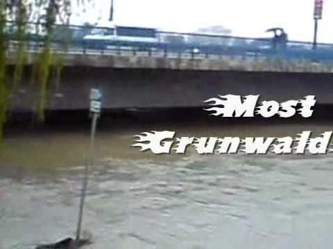 Powódź W Krakowie 2010