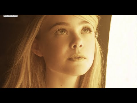 Rodarte Spring 2011: The Curve of Forgotten Things Starring Elle Fanning