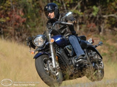 Yamaha V-Star 1300 - Cruiser Motorcycle Test