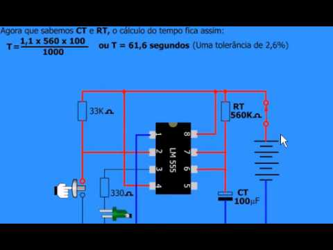 Circuito Temporizador com Lm 555. Music Videos